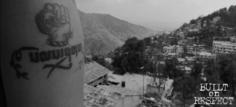 Tattoos of Tibetan Refugees: Choedon