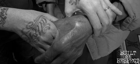 Tattoos of Tibetan Ex-Political Prisoners: Palden