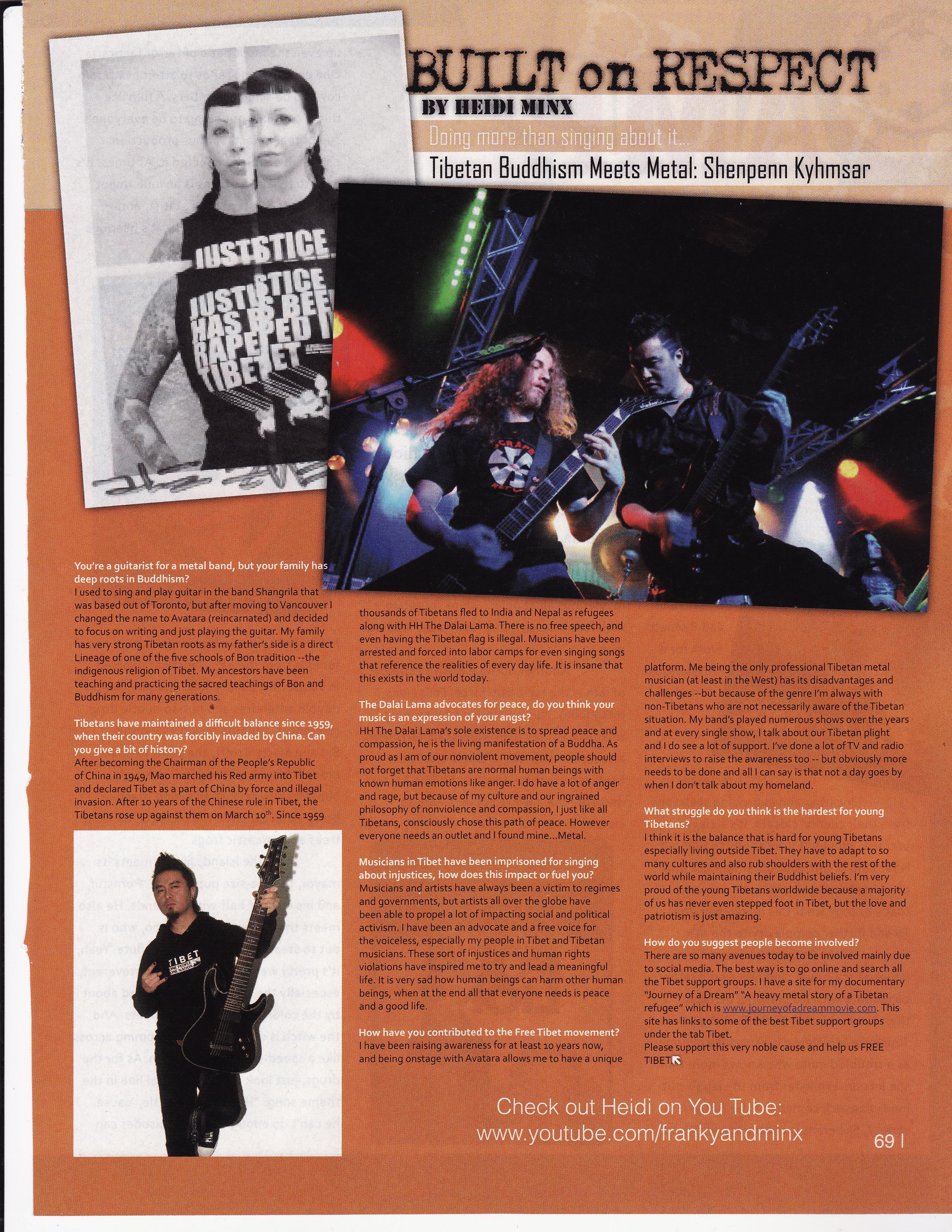 AMP Magazine 6/11